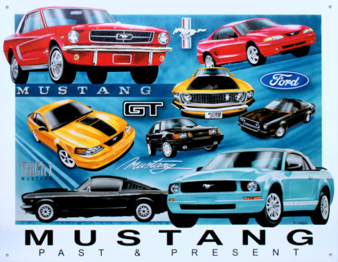 mustang_chronology